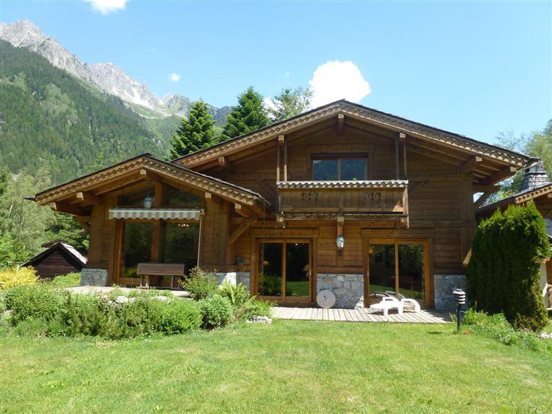 External view of the chalet