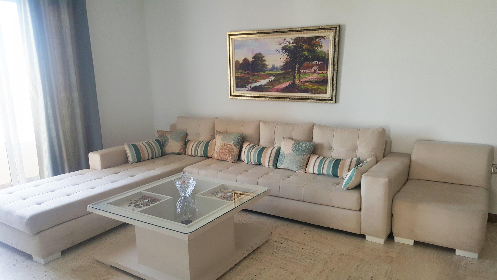 """A vendre un S+2 de 131 m² au lac 2 """"vue sur lac"""""""