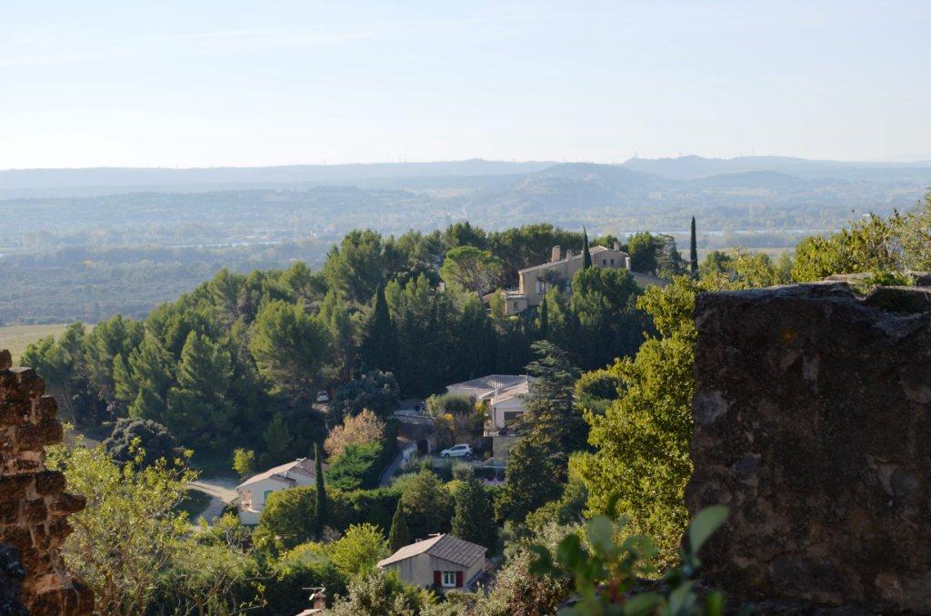maison à rénover avec vue époustouflante Chateauneuf du Pape