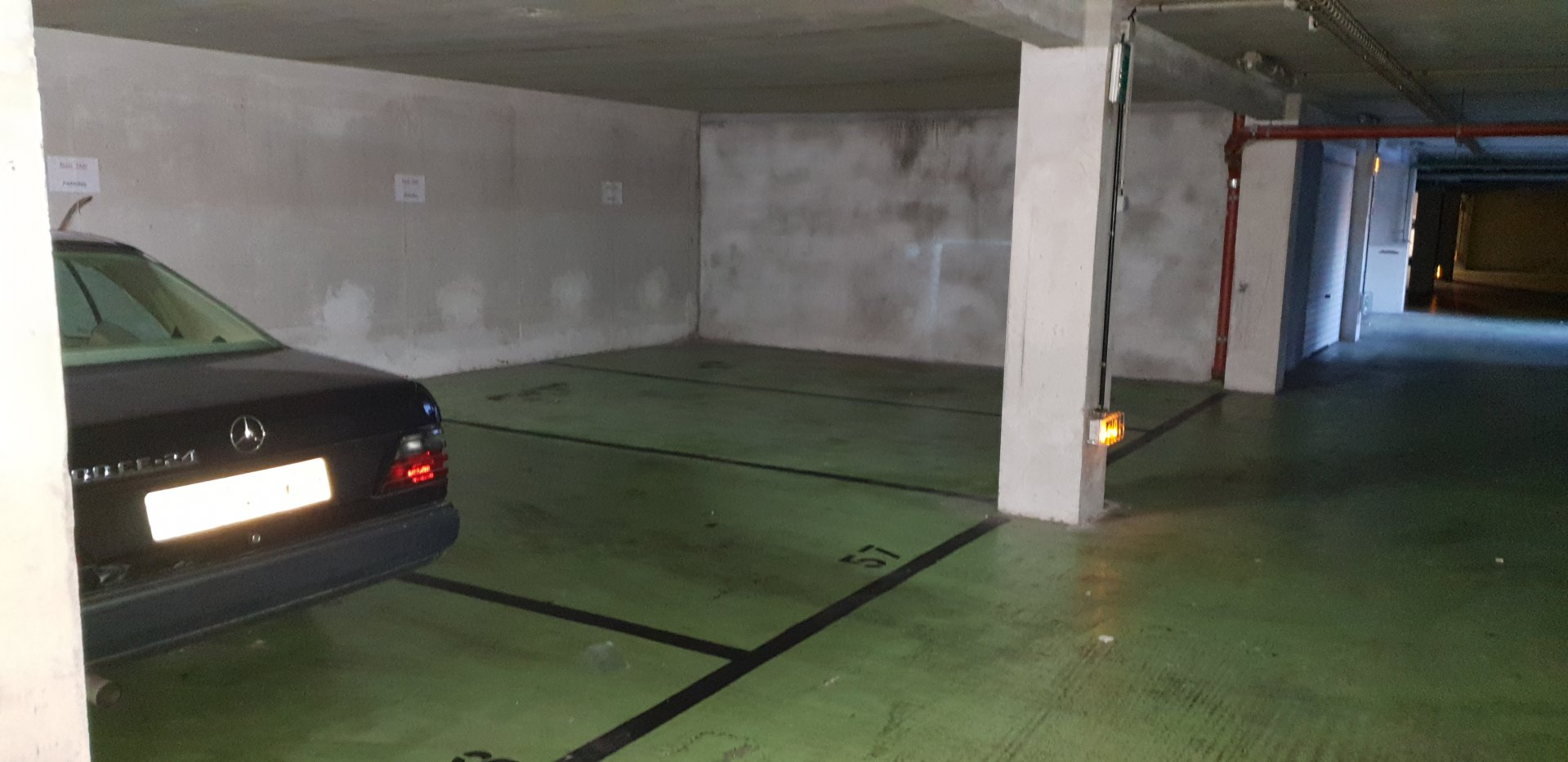 Sale Parking - Le Cannet Rocheville