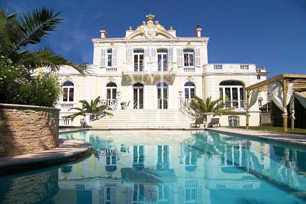 Mansion villa - Downtown - Cannes-