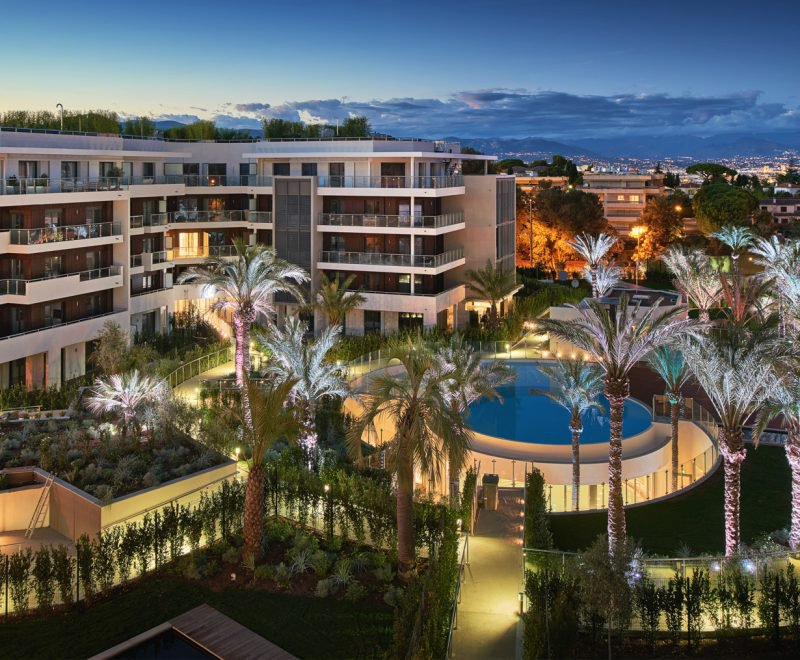 Apartment for sale Cap d'Antibes, new Luxury development