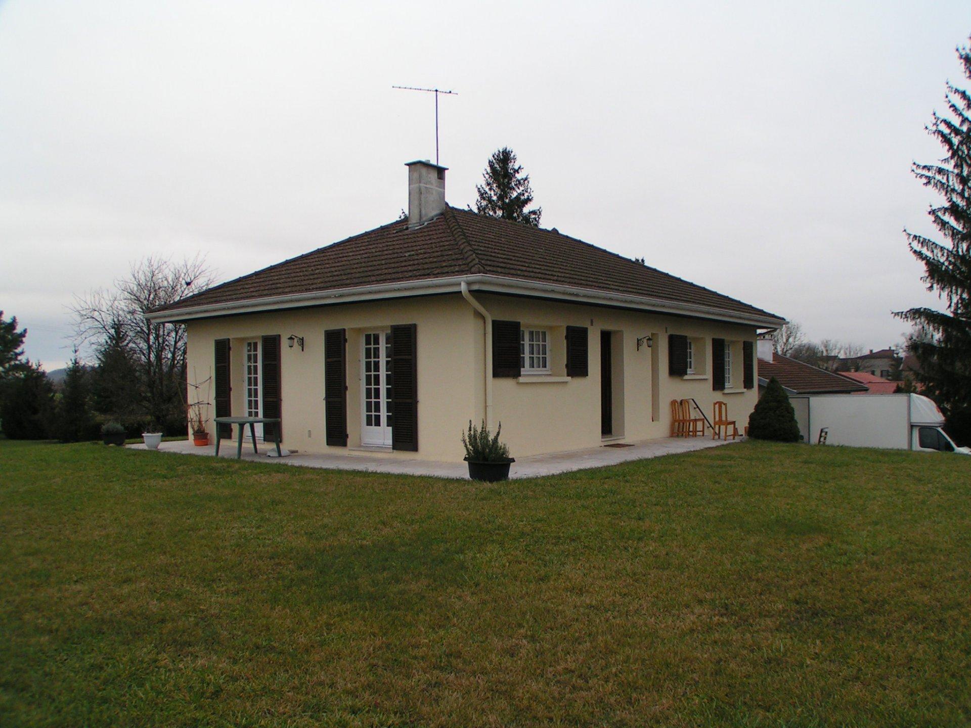 Vente Maison Saint-Jean-le-Vieux