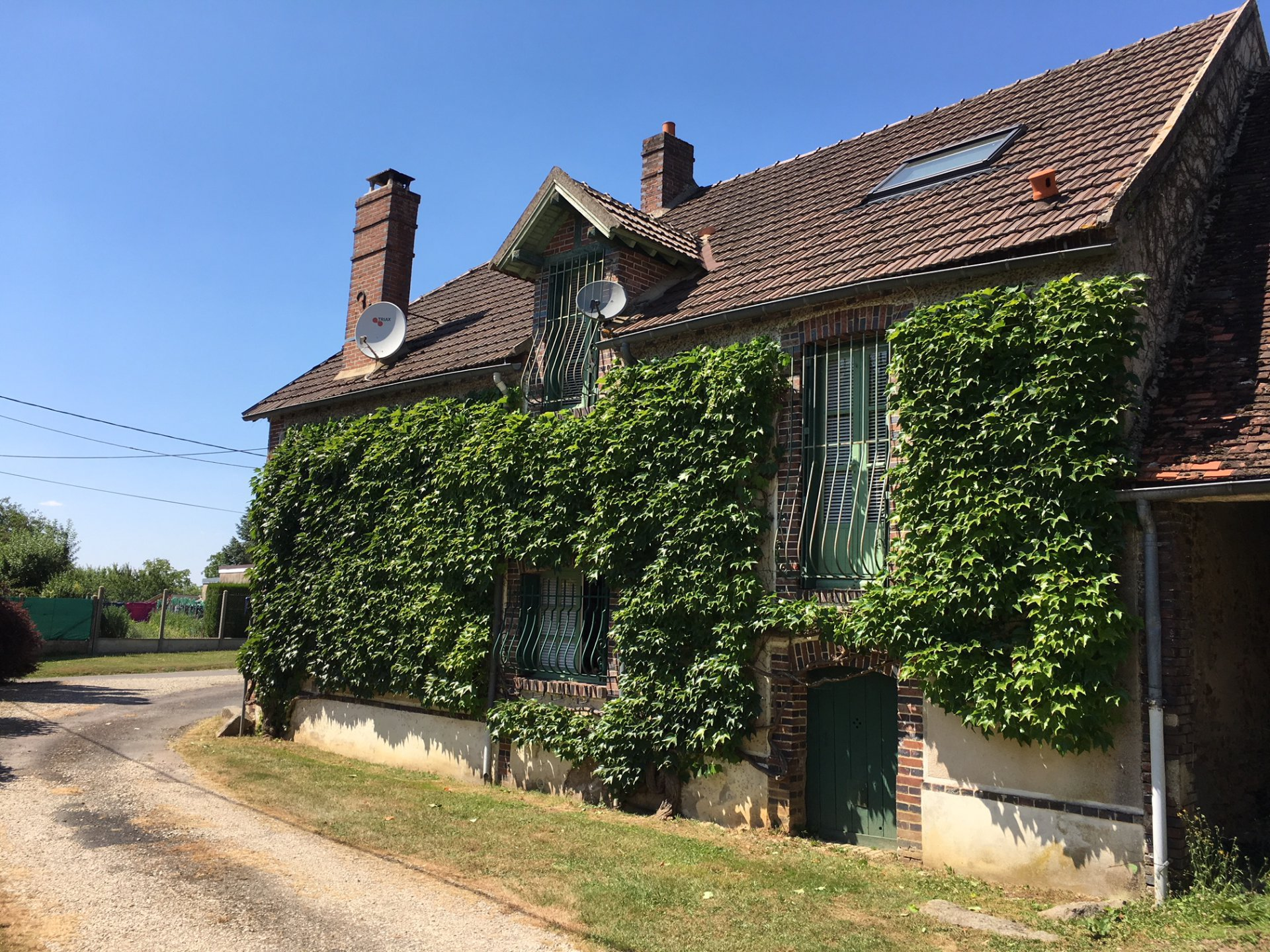 Sale Farmhouse - Dixmont