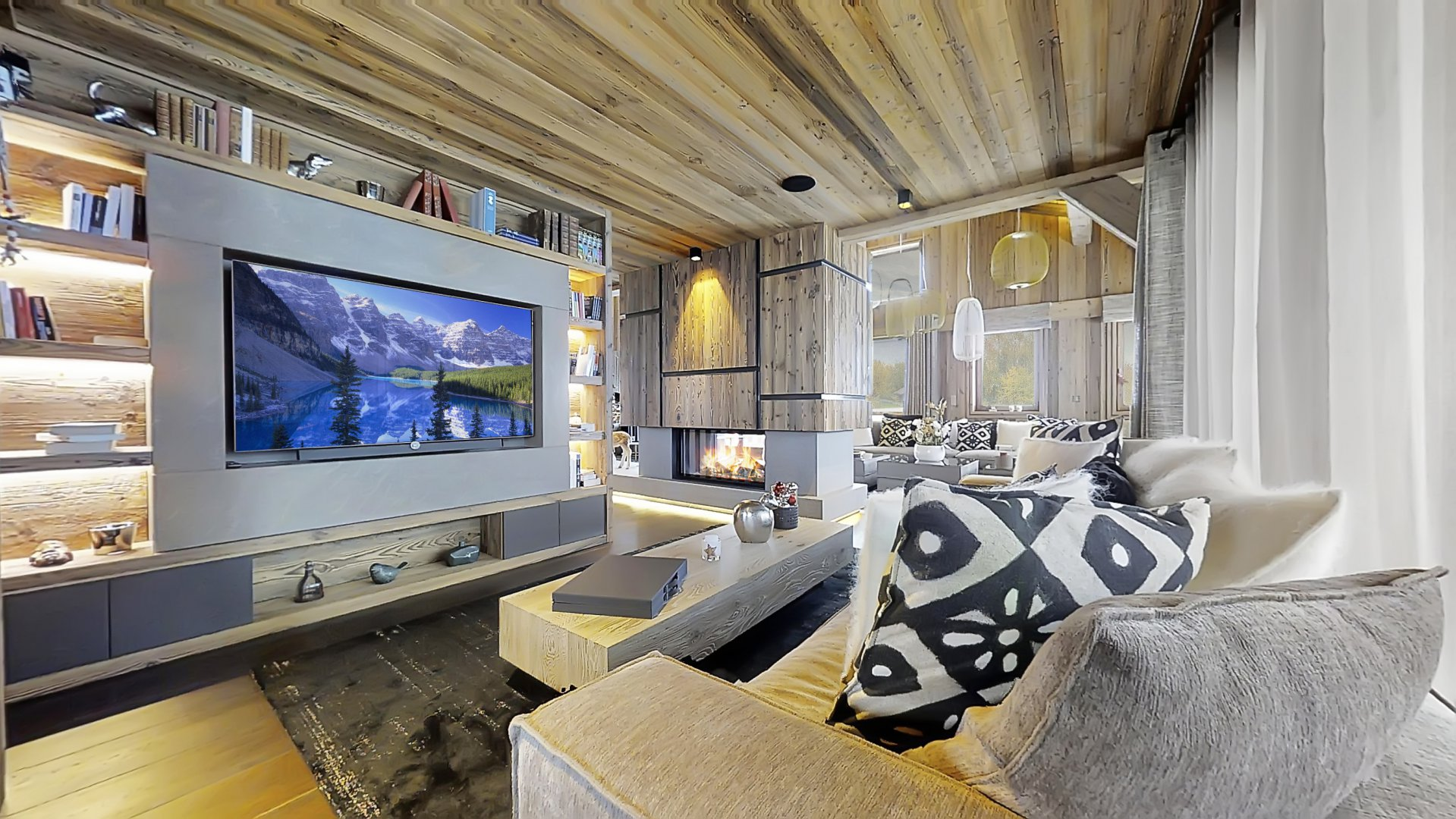 Chalet Orcia Chalet in Megeve