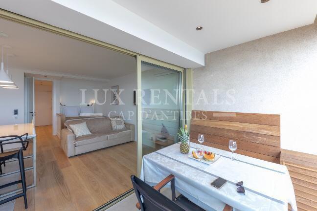 Сезонная аренда Квартира - Жюан-ле-Пен (Juan-les-Pins) Cap-d'Antibes