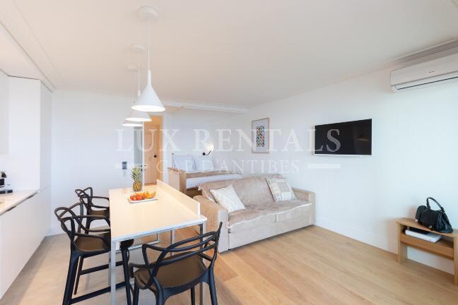 Seasonal rental Apartment - Juan-les-Pins Cap-d'Antibes