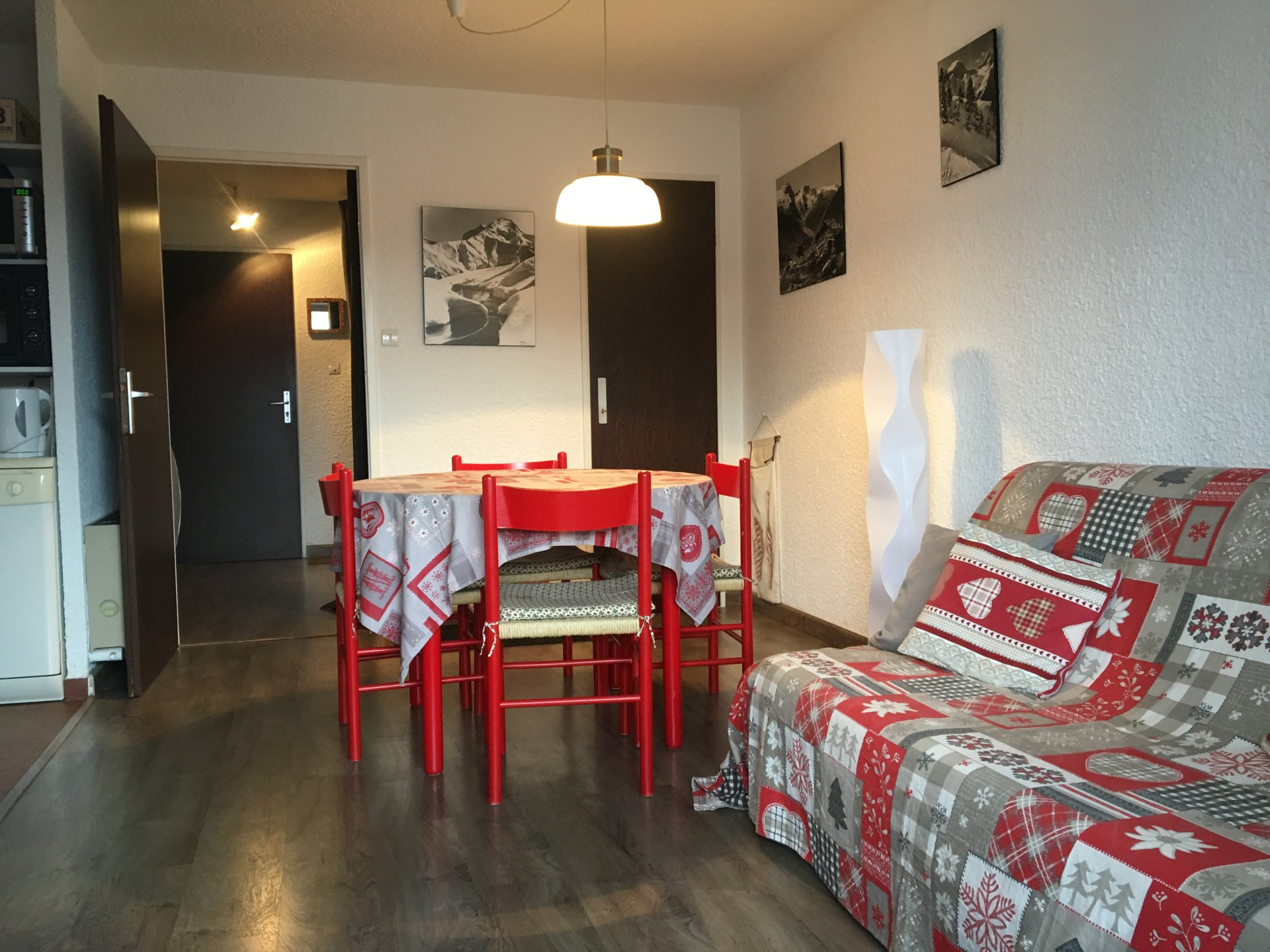 Seasonal rental Studio - Les Deux Alpes