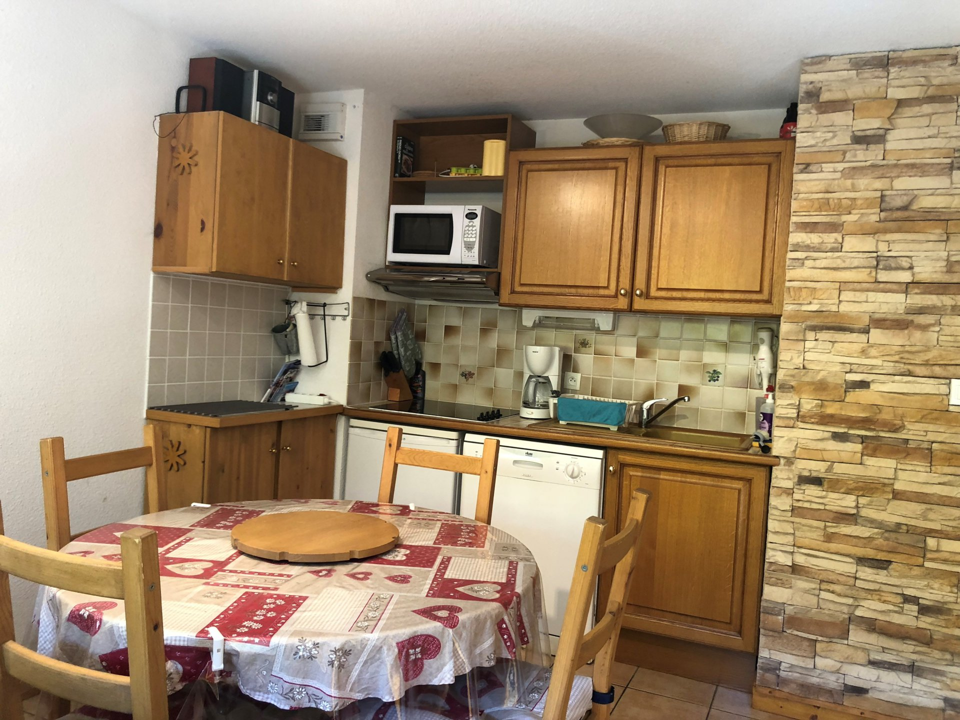 Appartement de 31 m² au calme