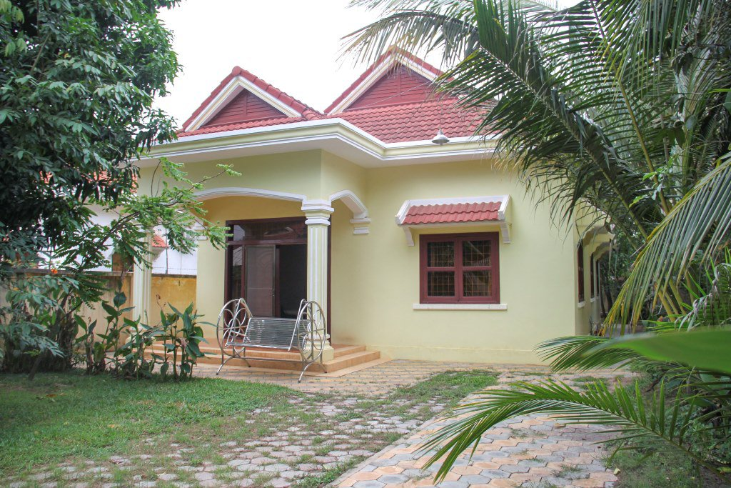 3 bedrooms house for rent at svay dankum Commune ID: HFR-286