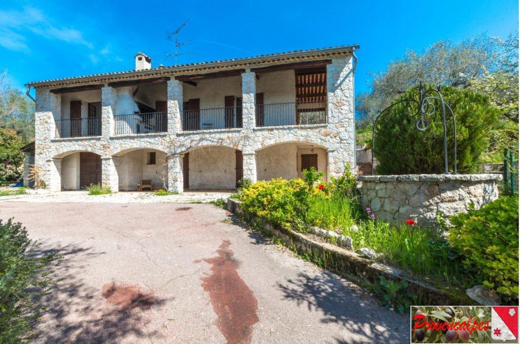 CONTES - Domaine du Castellar