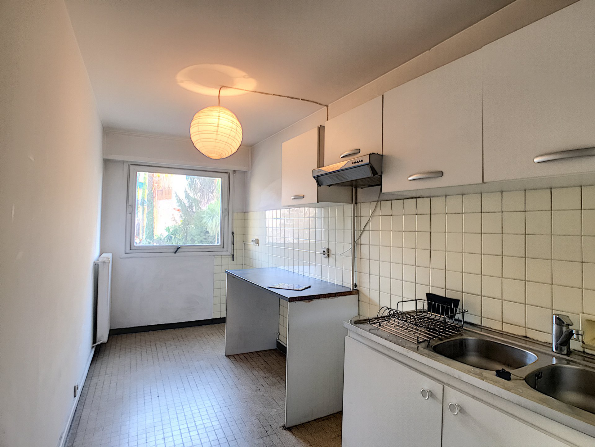Le Cannet, flat of 54,60 sqm²