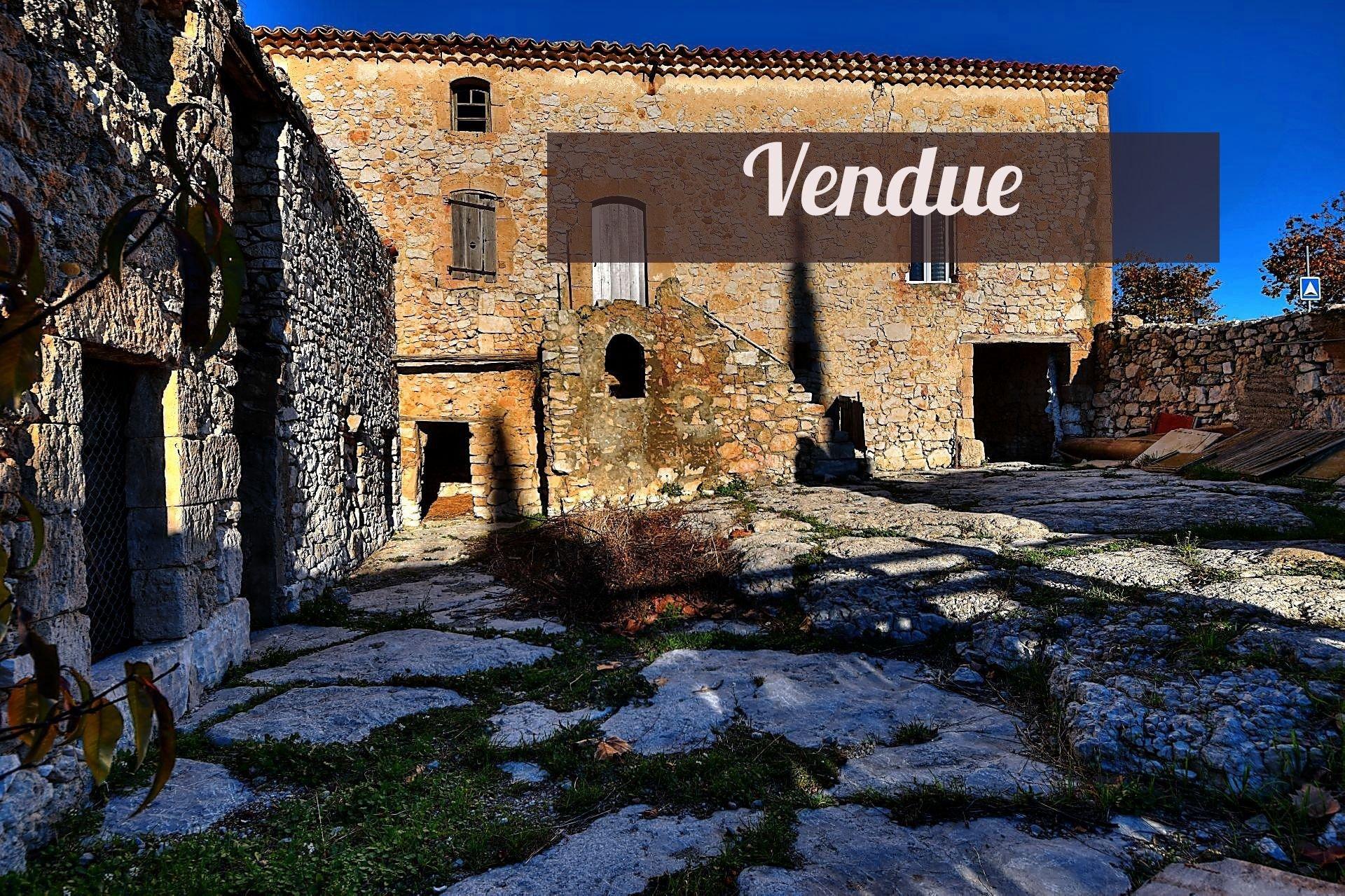 Bastide à vendre Baudinard-sur-Verdon Var