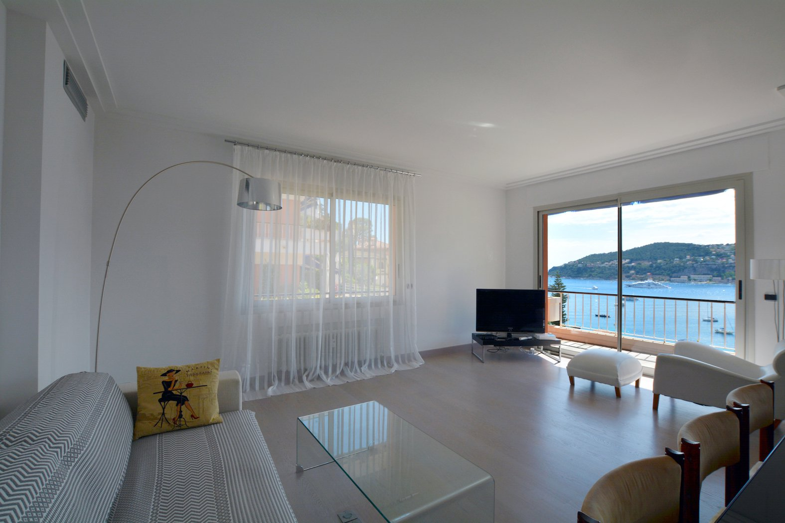 Comfortable apartment in Saint-Jean-Cap-Ferrat