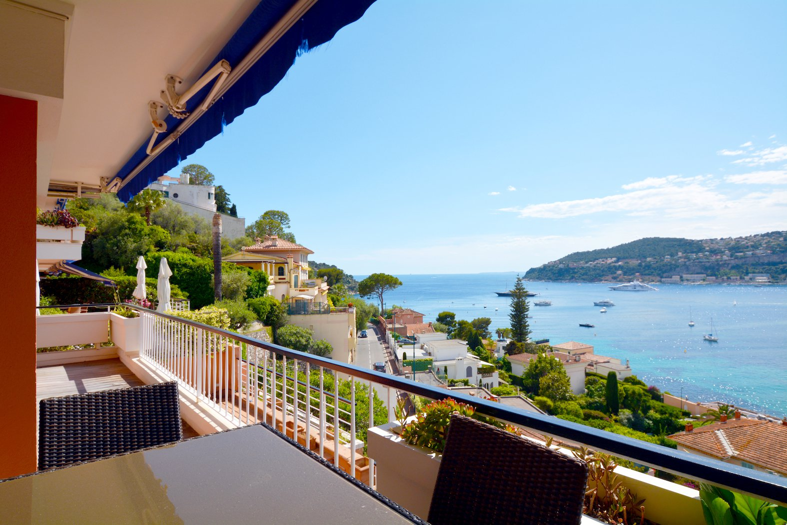 Appartement confortable à Saint-Jean-Cap-Ferrat