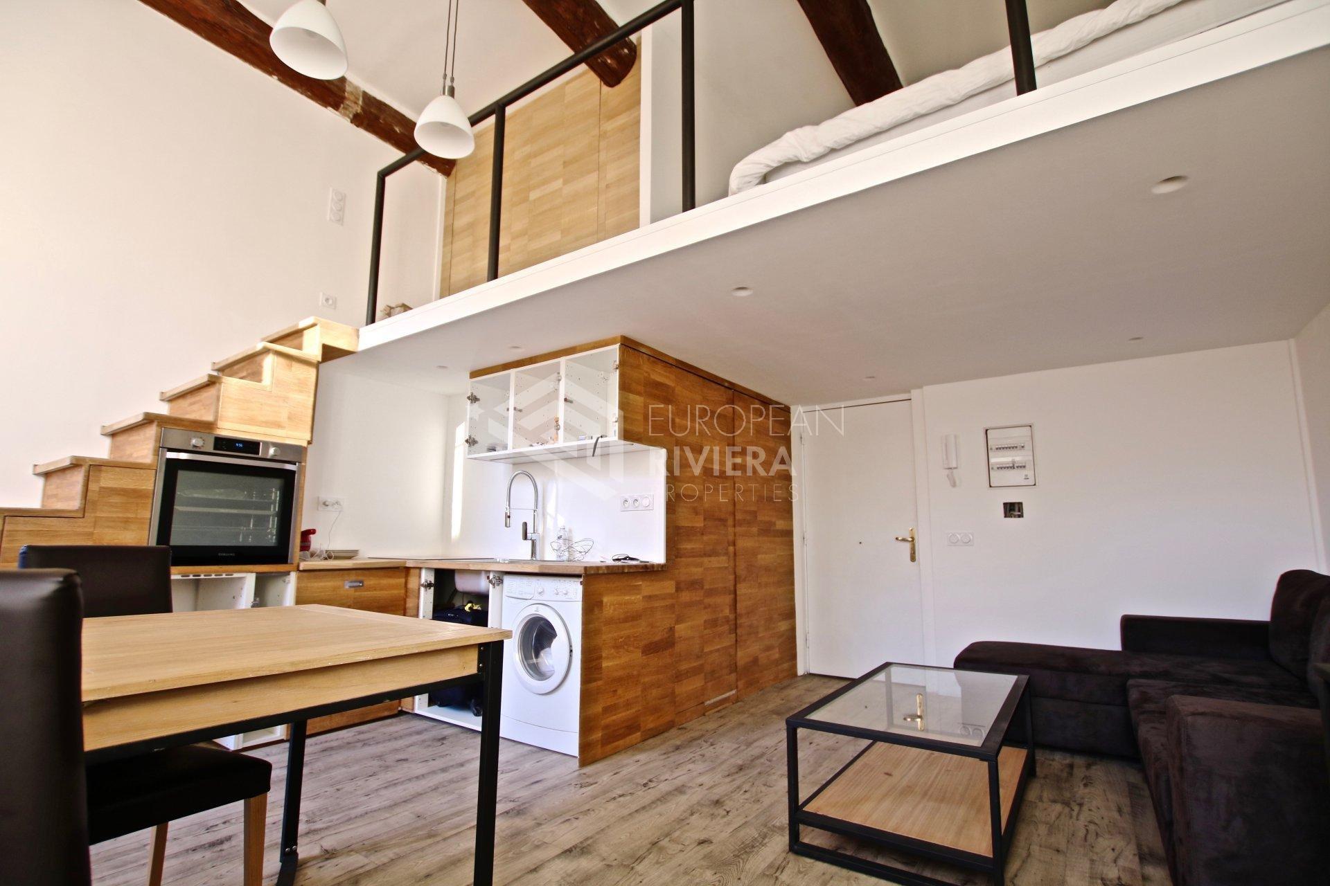 Place Massena Appartement Refait A Neuf Balcon