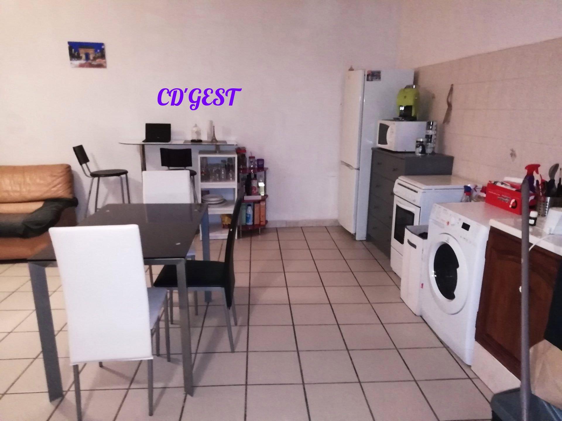 Appart Montélimar T2/T3 : 54.26 m²