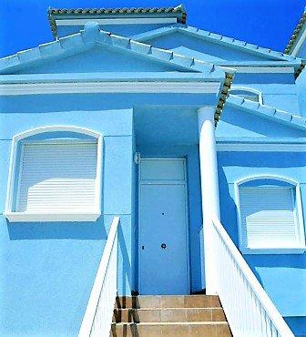 Grande maison jumelée sur 2 niveaux
