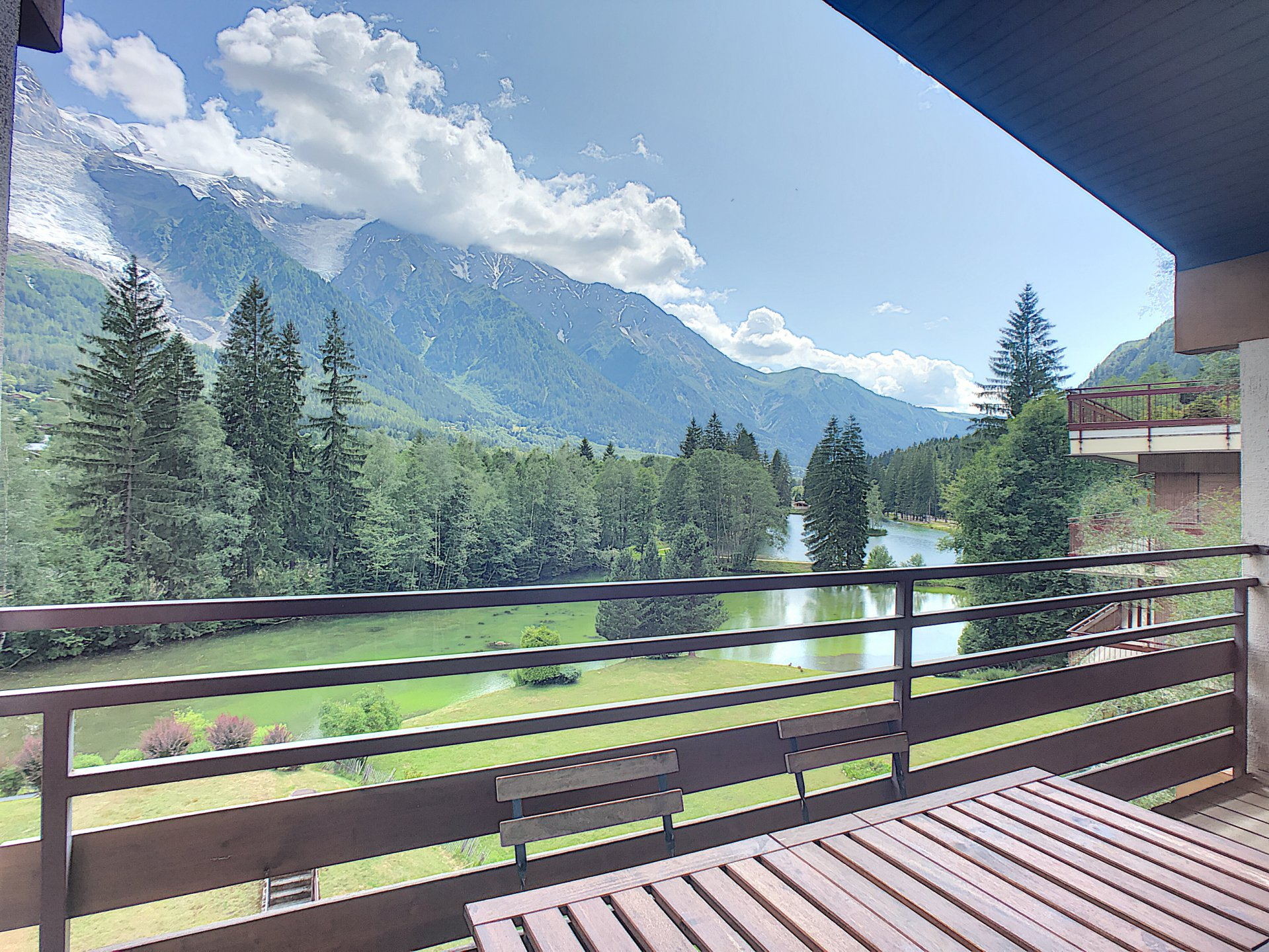 2 bedroom ensuite flat, Chamonix Les Gaillands