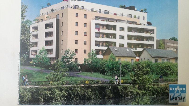 duplex 142m2 quartier Saint Hélier