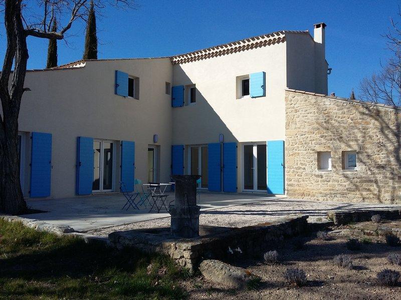 Villa 7 chambres, 218 m² + piscine