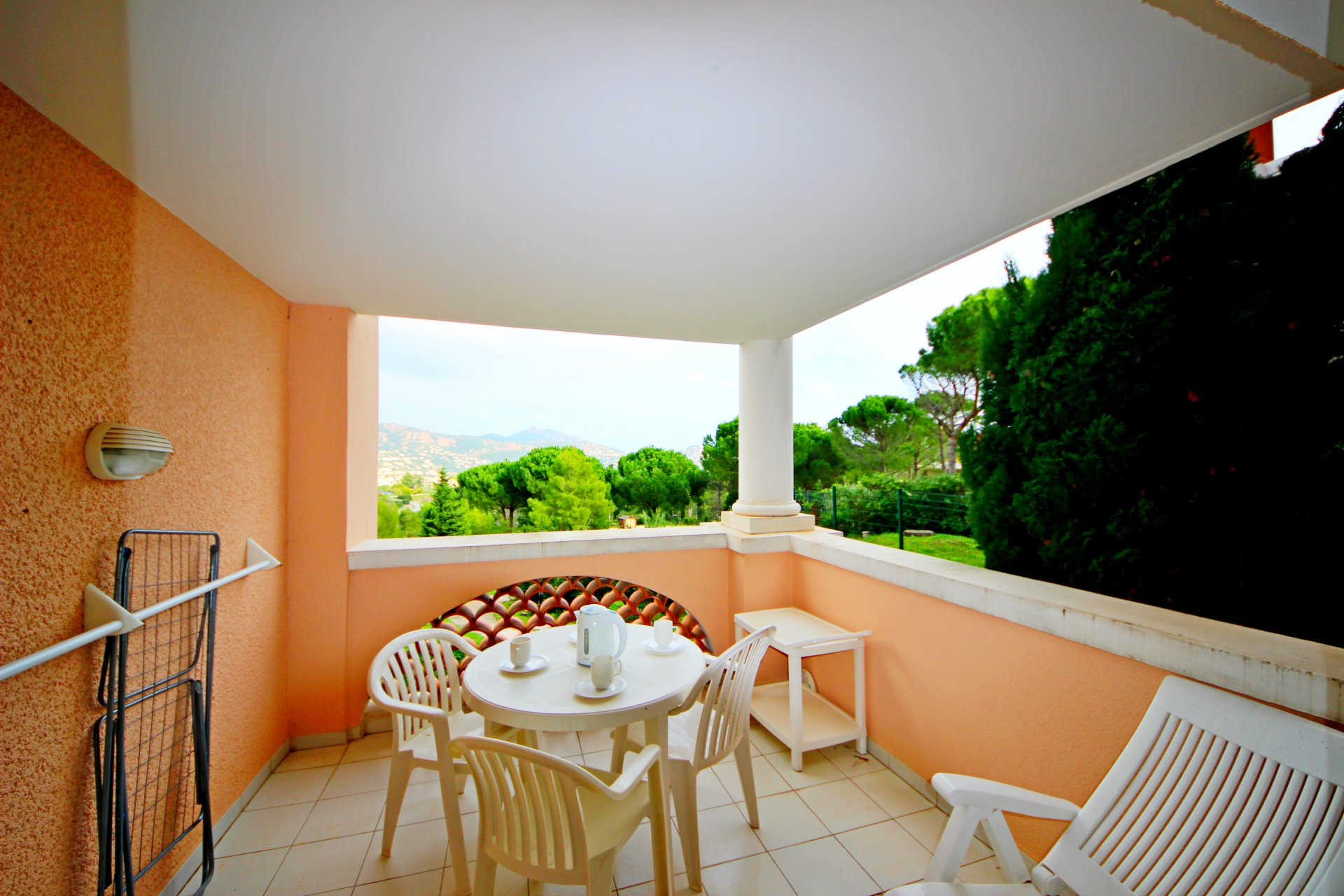 Seasonal rental Apartment - Agay
