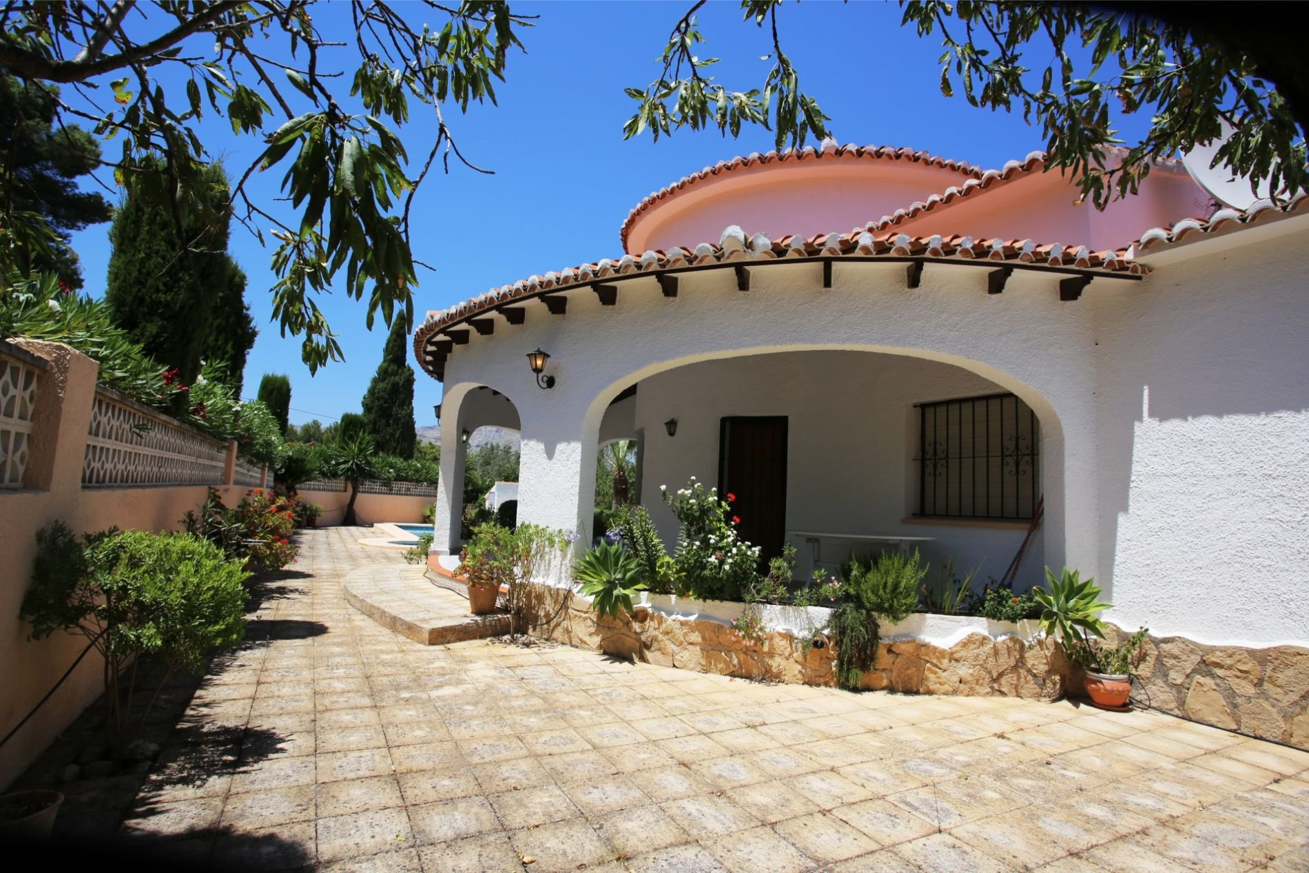 Charming, peaceful and tranquil villa in Parcent