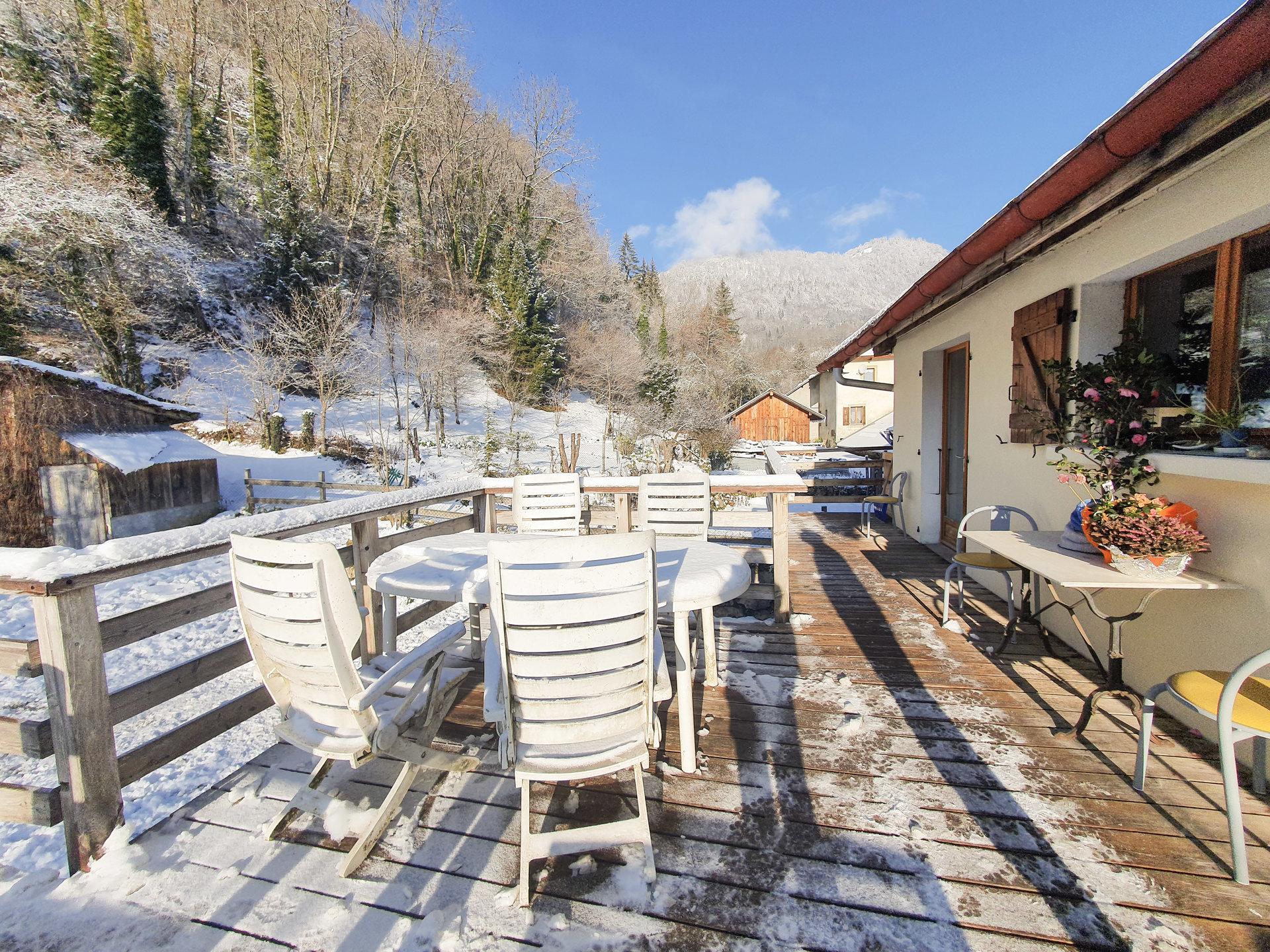 Sale House - Saint-Jeoire