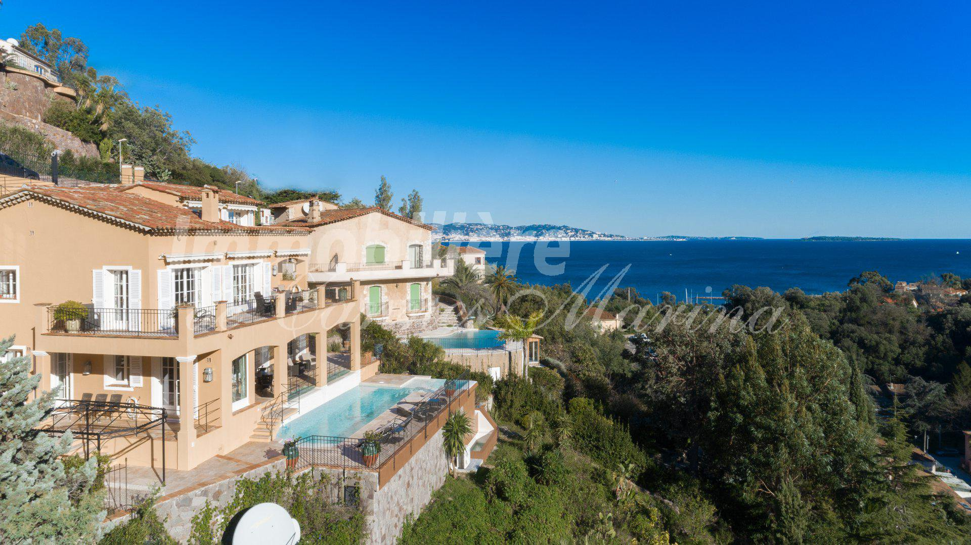 Magnificent Sea view Property - South/West exposure