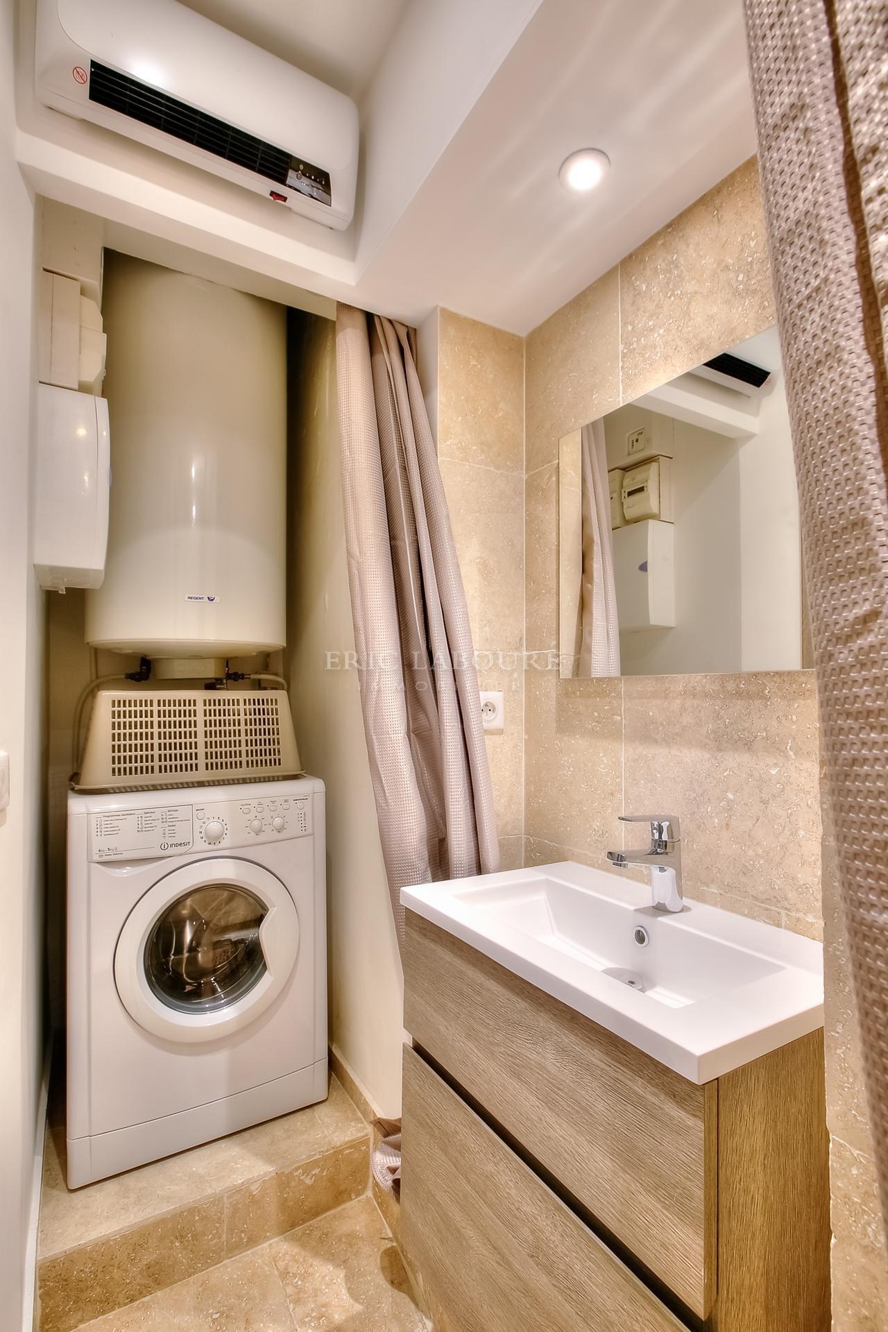 Vente appartement 3p Cannes Banane - Investissement locatif