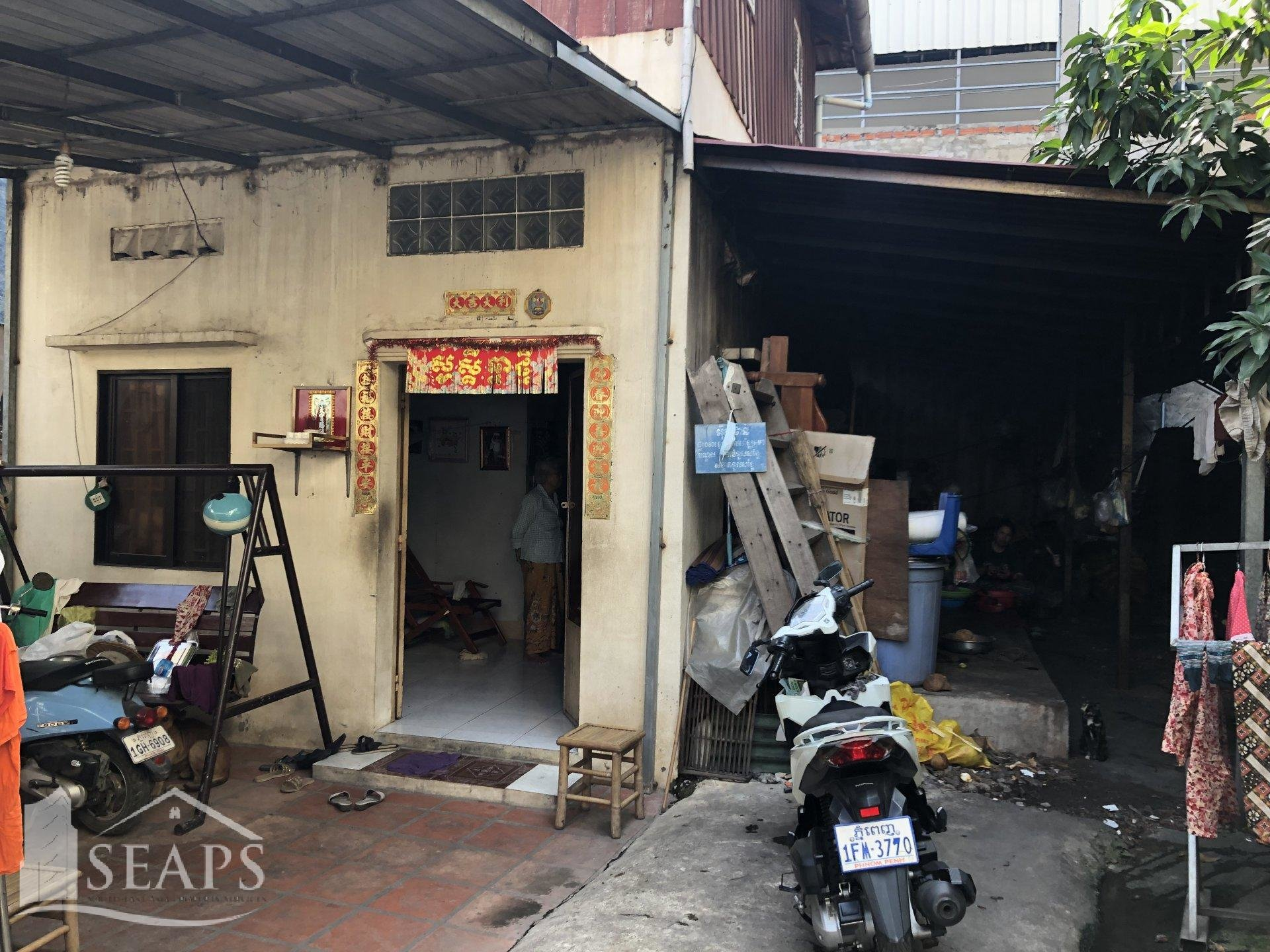 HOUSE FOR SALE IN TOUL SANGKE