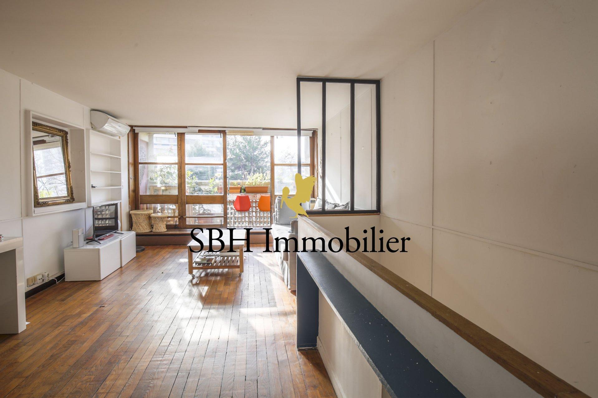 #VENDU# T2 Le Corbusier