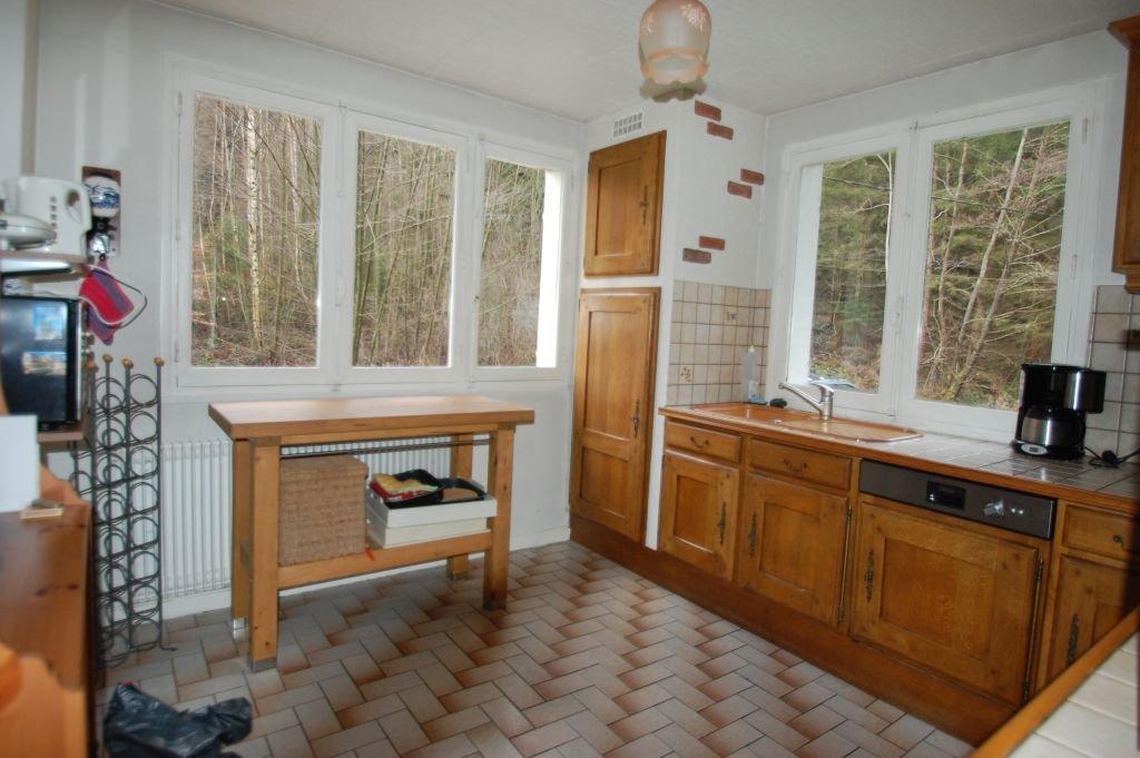 VOSGES - Rand bos, typische vogezen woning op 672 m2