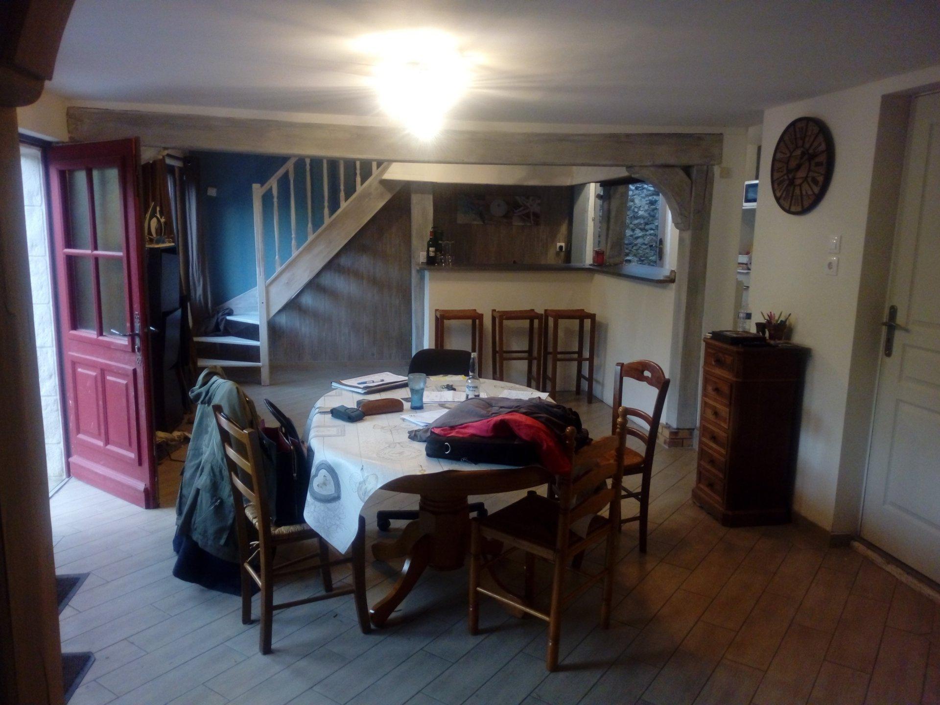 Sale House - Beaumont Le Roger