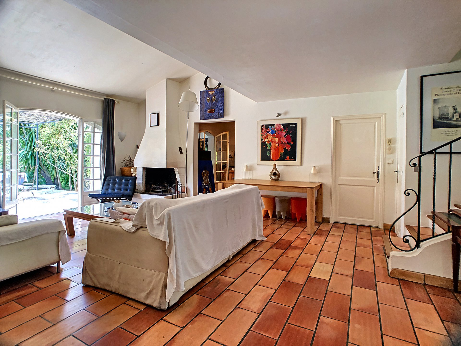 Quiet and charming Villa in Mougins