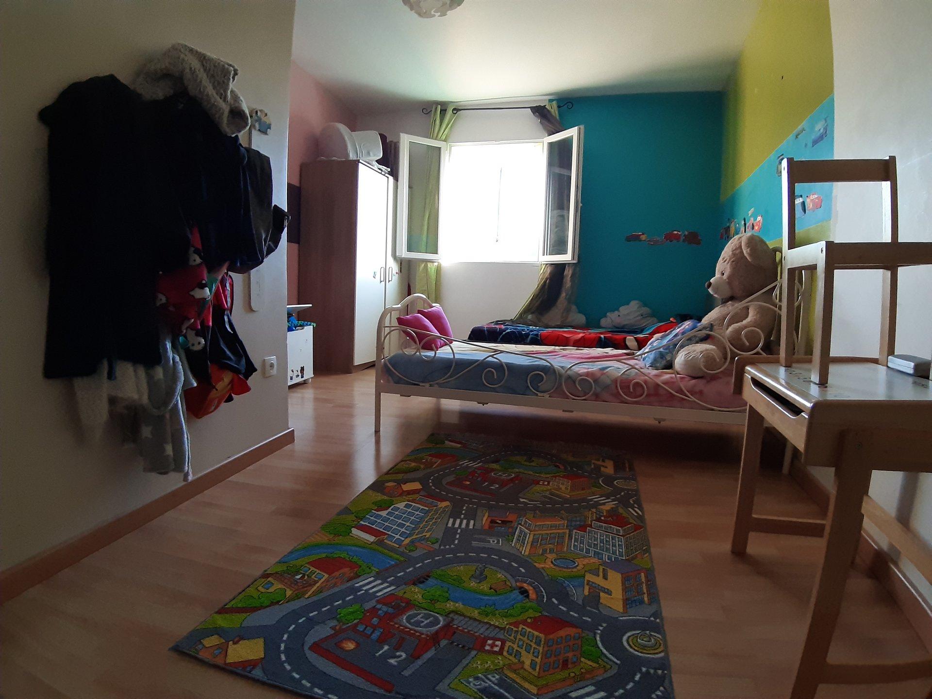 Grand appartement rénové