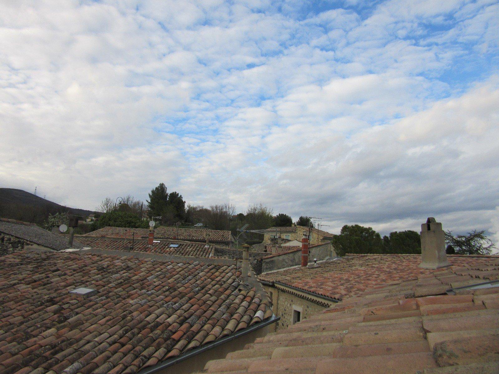 studio avec terrasse vue panoramique