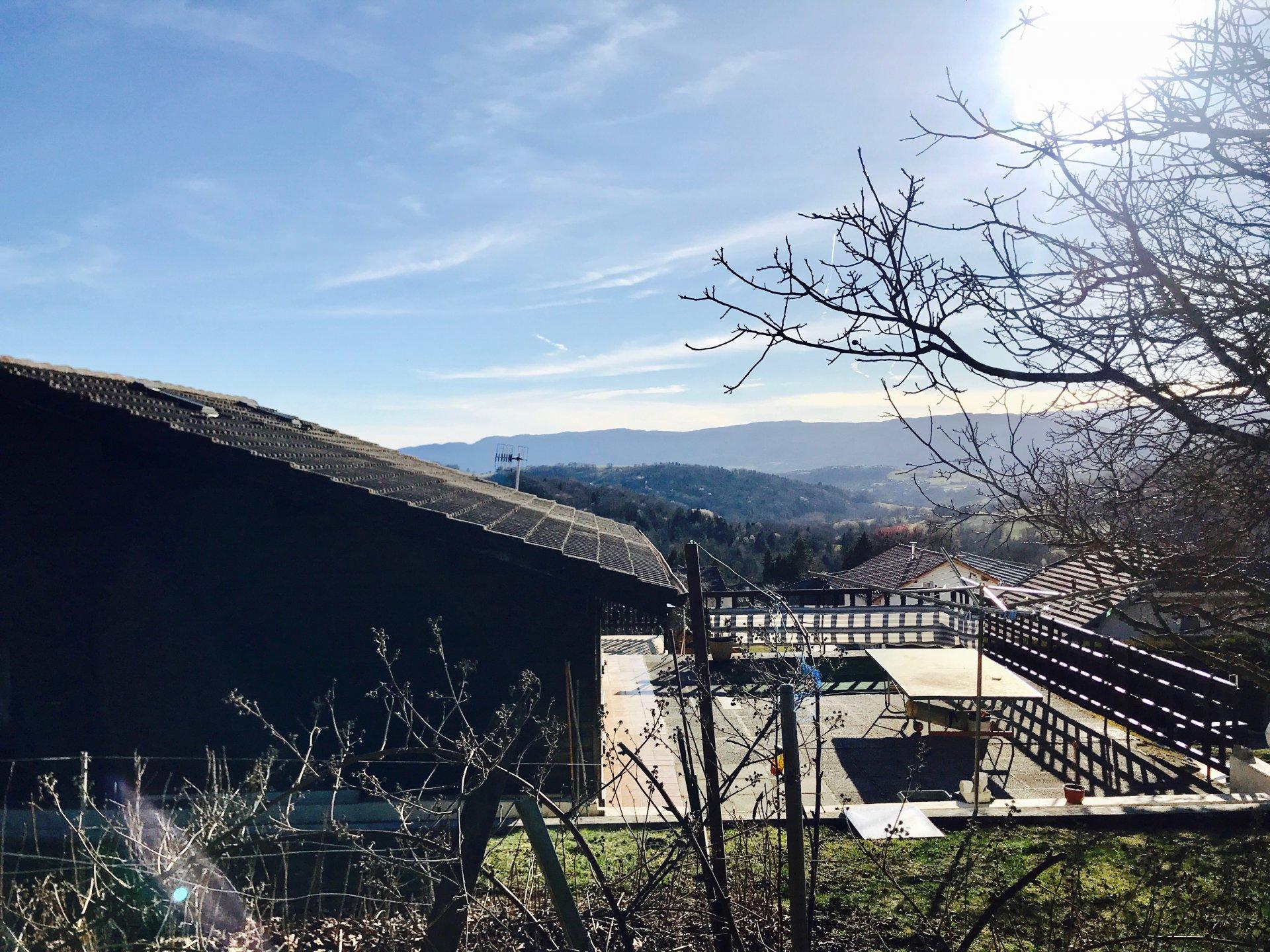 CHALET avec vue Panoramique