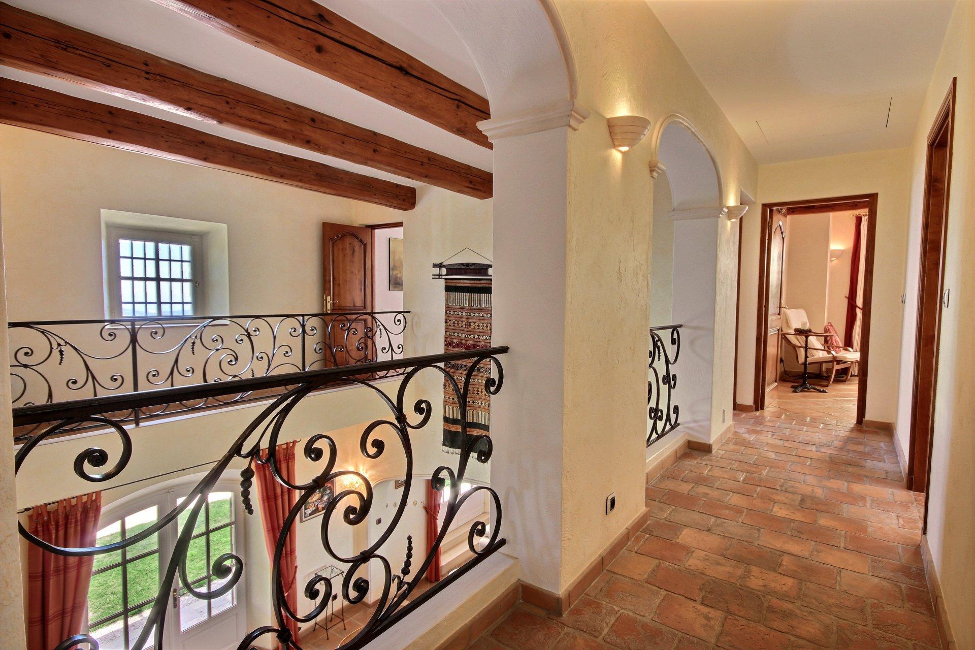Villa vue mer Magagnosc