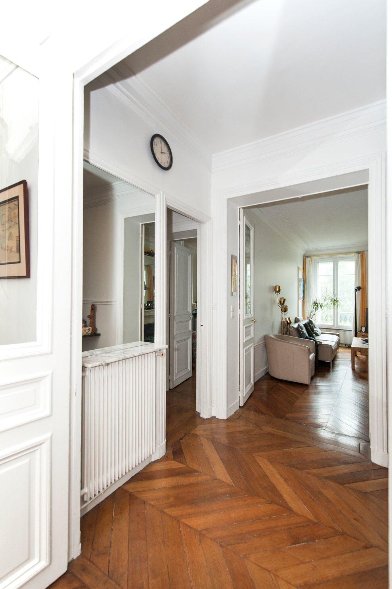 Appartement 5 pièces Paris 10ème