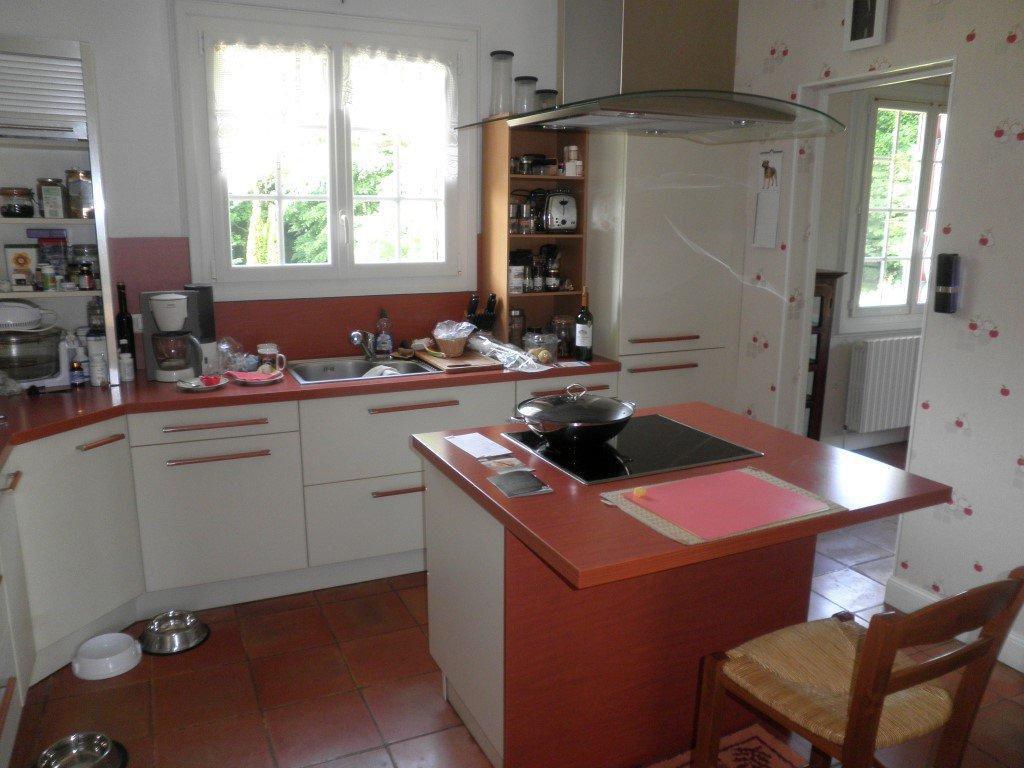 Bar, îlot de cuisine