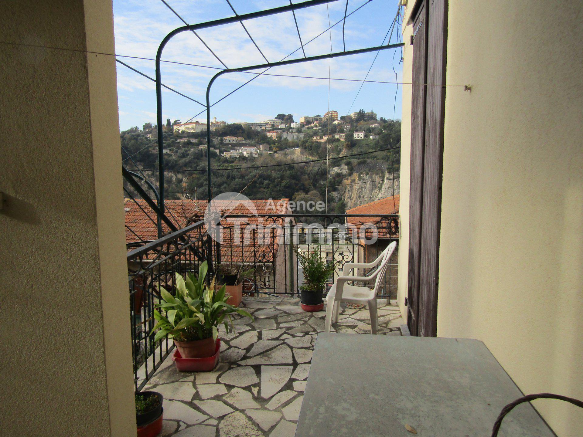 Vente Viager Occupé Maison  Nice Est