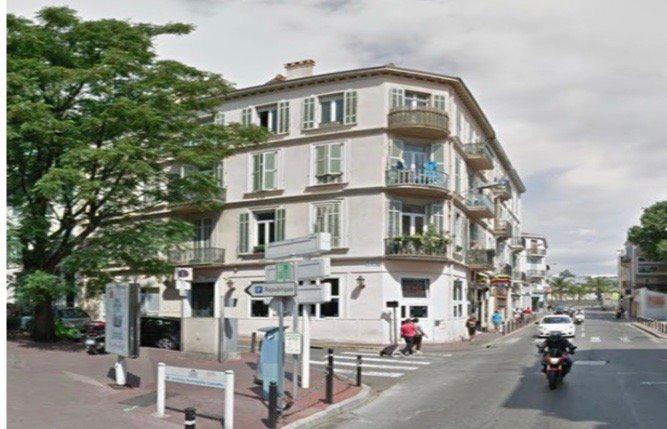 Cannes centre, 3 pièces Bourgeois