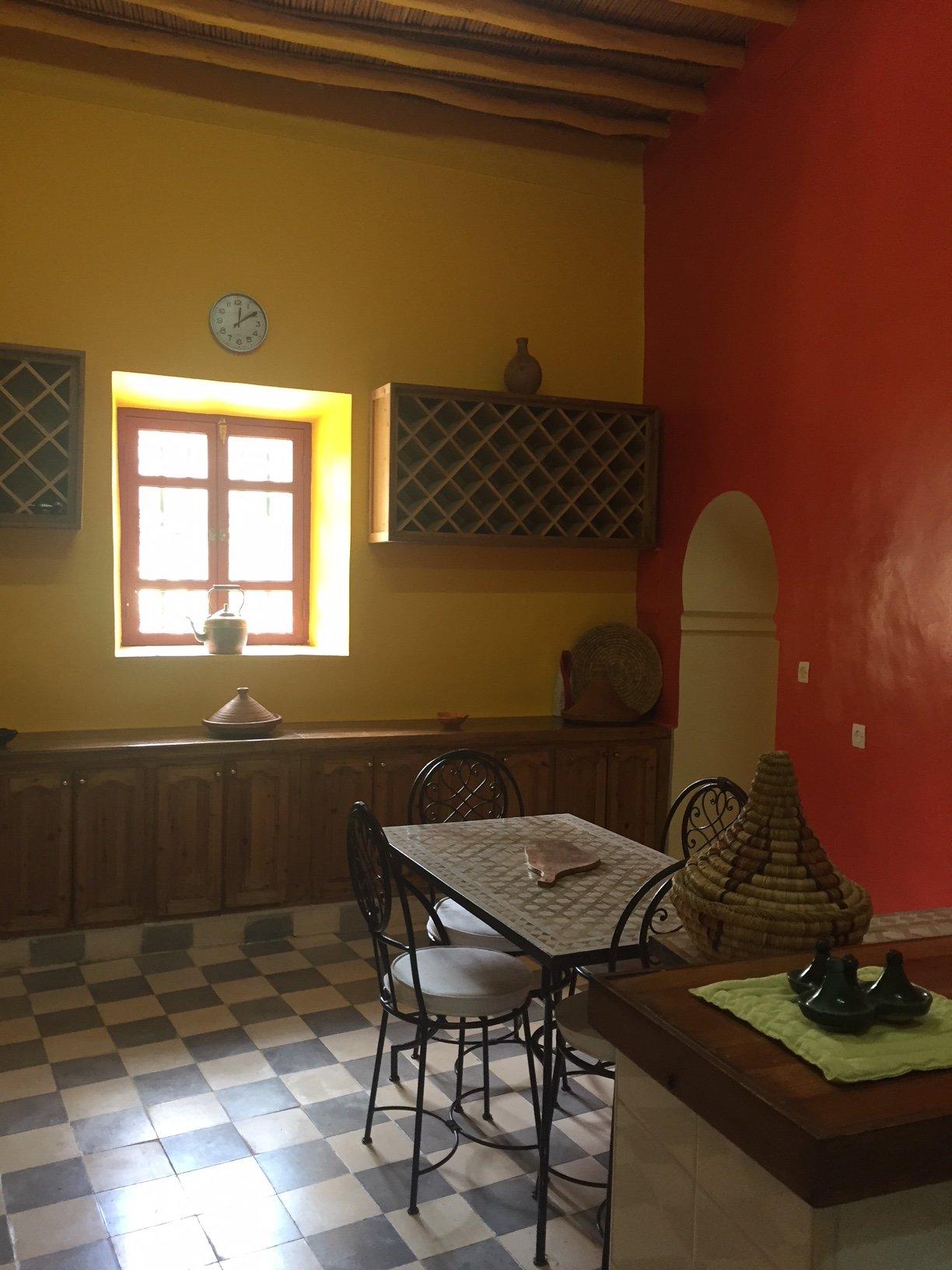 Kasbah authentique - Maroc