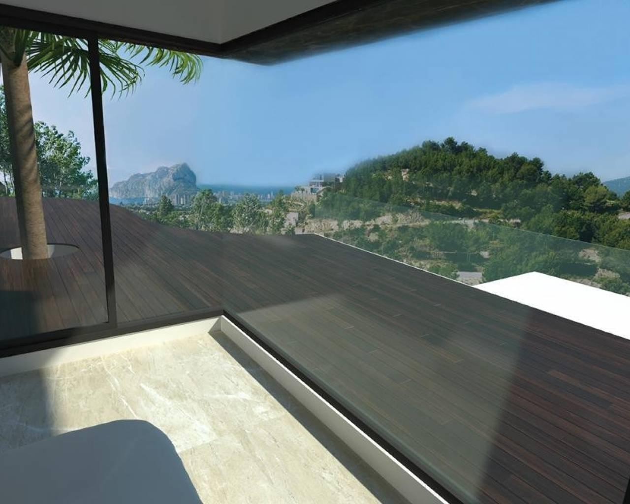 Luxurious new house in Benissa