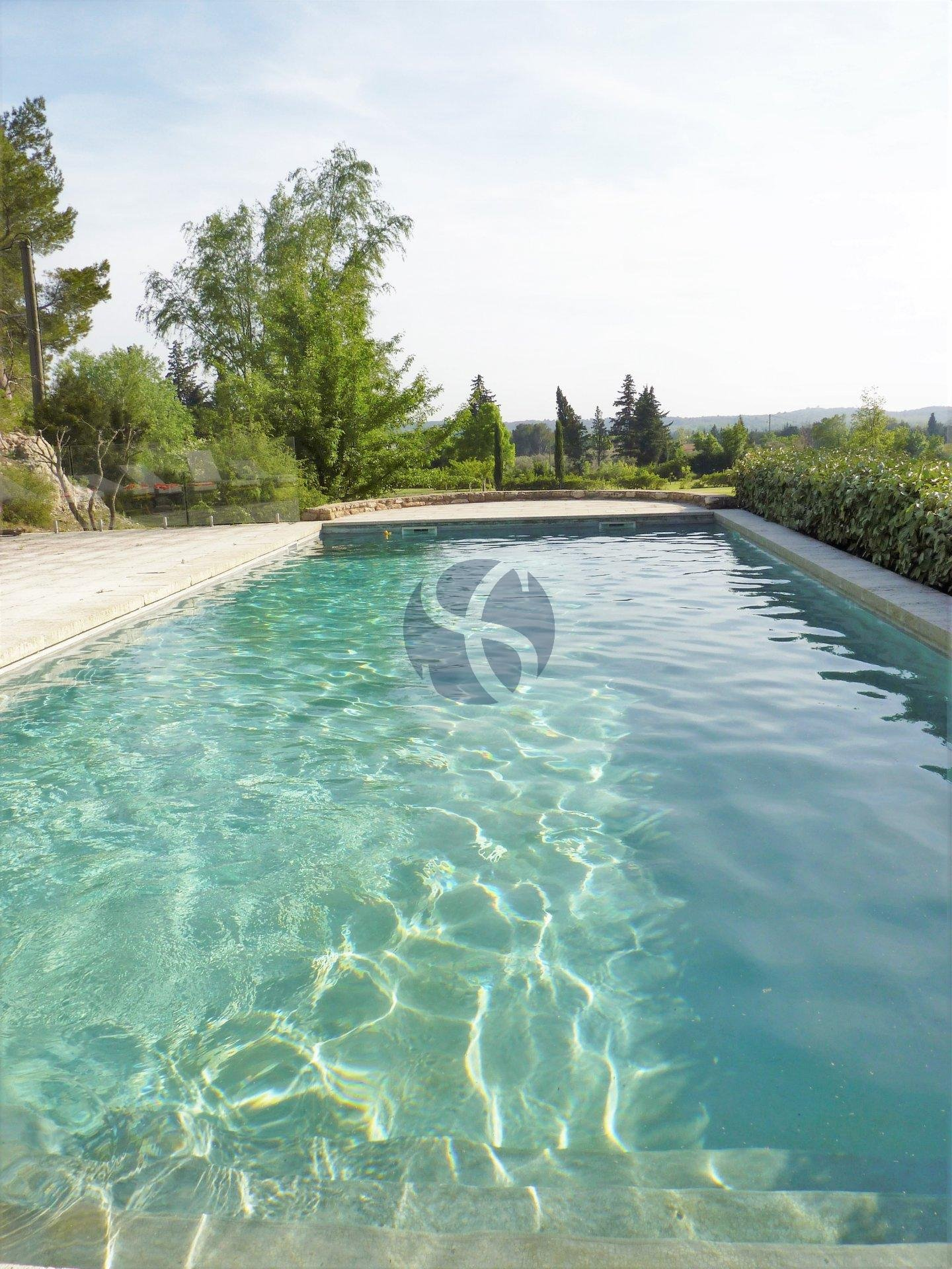 Provencal country house close to Servanes golf course