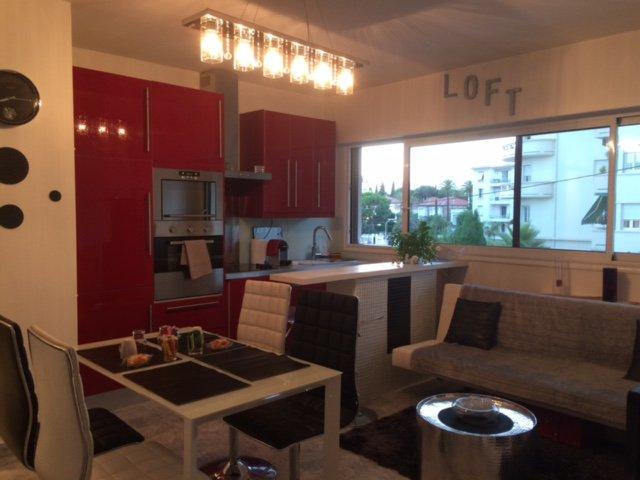 Appartement vendre à Cannes Basse Californie
