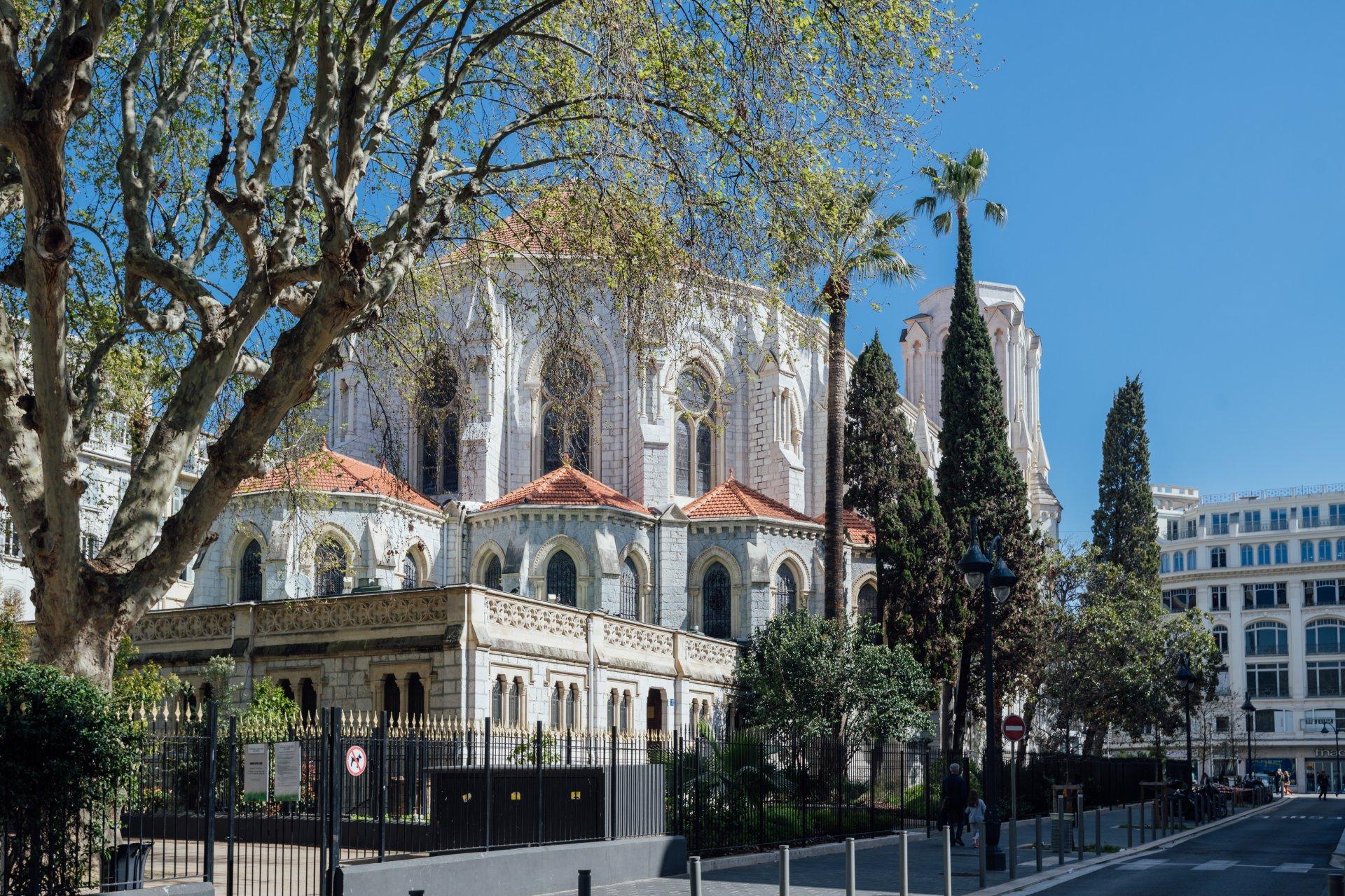Art Studio Notre-Dame, plein coeur de Nice,centre
