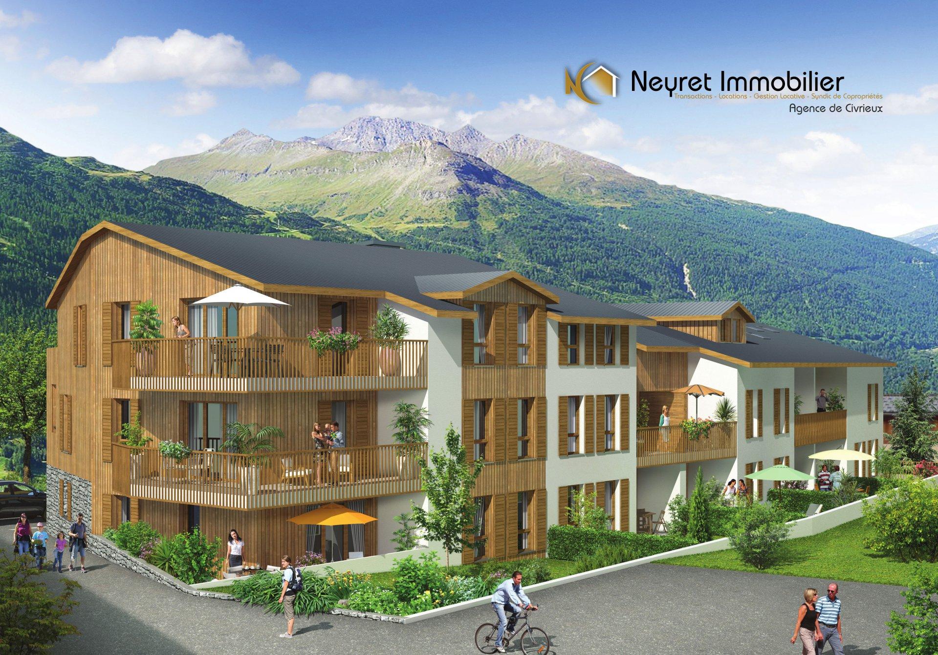 Lanslevillard Val Cenis