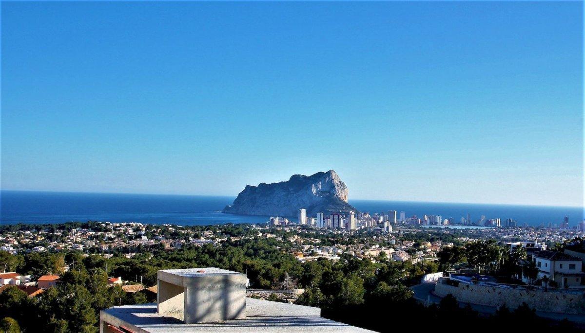 New project - new luxury villa at the coast of Benissa